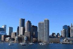 波士顿的房价走势情况