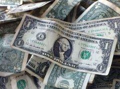 美元出现回跌 美政府真